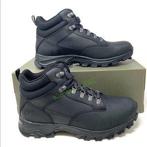 Timberland Keel Ridge WP Mid Hiker Black Le Men